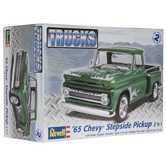 1965 Chevy Stepside Pickup 2 'n 1 Model Kit